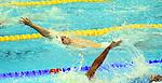 19.08.2014, Velodrom, Berlin, GER, Berlin, Schwimm-EM 2014, im Bild 200m Medley - Men, Bahn 4 - Philip Heintz (GER)<br />               <br /> Foto © nordphoto /  Engler