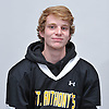 Brady Keneally of St. Anthony's poses for a portrait during Newsday's 2017 varsity boys lacrosse season preview photo shoot at company headquarters on Saturday, March 25, 2017.