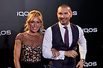 Jesus Vazquez, Lujan Argüelles attends to IQOS3 presentation at Palacio de Cibeles in Madrid, Spain. February 13, 2019. (ALTERPHOTOS/A. Perez Meca)