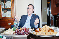 Rick Santorum - House Party - Bedford, NH - 11 Nov 2015