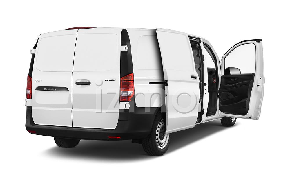 Car images of 2019 Mercedes Benz Vito Base 4 Door Car Van Doors