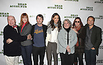 Director Jack O'Brien, Judy Greer, Josh Hamilton, Katie Holmes, Jayne Houdyshell, Playwright Theresa Rebeck and Norbert Leo Butz attending the Meet & Greet the cast of the new Broadway Play 'Dead Accounts' on October 12, 2012 in New York City.