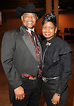 Alonzo Dickson and Pat Marshall at the 17th Annual Black Heritage Western Gala at the Reliant Center Saturday Jan. 30,2010.(Dave Rossman Photo)
