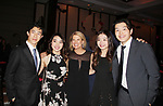 Nathan & Karen Chen, Tina Lundgren, Maia & Alex Shibutani - Figure Skating in Harlem's Champions in Life (in its 21st year) Benefit Gala recognizing the medal-winning 2018 US Olympic Figure Skating Team on May 1, 2018 at Pier Sixty at Chelsea Piers, New York City, New York. (Photo by Sue Coflin/Max Photo)