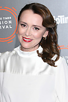"Keeley Hawes<br /> at the ""Summer of Rockets"" photocall as part of the BFI & Radio Times Television Festival 2019 at BFI Southbank, London<br /> <br /> ©Ash Knotek  D3494  12/04/2019"