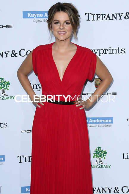 CULVER CITY, LOS ANGELES, CA, USA - NOVEMBER 08: Ali Fedotowsky arrives at the 3rd Annual Baby2Baby Gala held at The Book Bindery on November 8, 2014 in Culver City, Los Angeles, California, United States. (Photo by Xavier Collin/Celebrity Monitor)