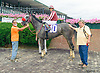 Gray Beau winning at Delaware Park on 7/15/15
