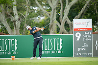 Matthieu Pavon (FRA) during the 3rd round of the AfrAsia Bank Mauritius Open, Four Seasons Golf Club Mauritius at Anahita, Beau Champ, Mauritius. 01/12/2018<br /> Picture: Golffile | Mark Sampson<br /> <br /> <br /> All photo usage must carry mandatory copyright credit (&copy; Golffile | Mark Sampson)