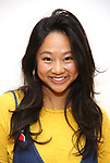 """Stephanie Hsu during the first day of rehearsals for the Broadway cast of """"Be More Chill"""" at Pearl Studios on January 10, 2019 in New York City."""