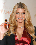 Jessica Simpson Launches Her New Fragrance Fancy 12-13-08
