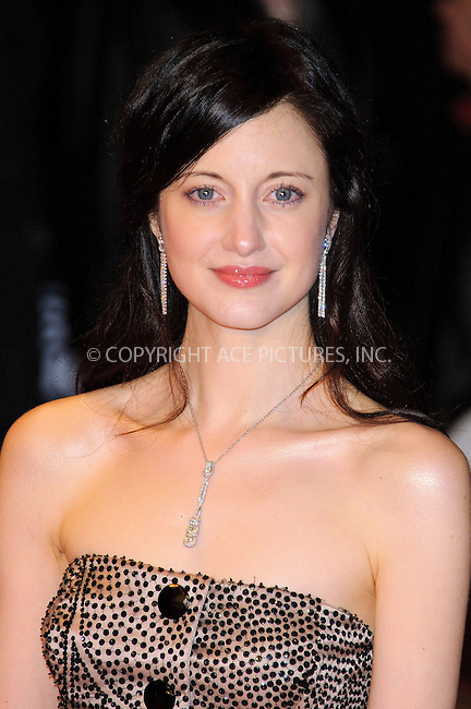 WWW.ACEPIXS.COM . . . . .  ..... . . . . US SALES ONLY . . . . .....February 1 2011, London....Andrea Riseborough at the UK Film Premiere of 'Brighton Rock' at the Odeon West End on February 1 2011 in London....Please byline: FAMOUS-ACE PICTURES... . . . .  ....Ace Pictures, Inc:  ..Tel: (212) 243-8787..e-mail: info@acepixs.com..web: http://www.acepixs.com