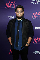 "LOS ANGELES - OCT 2:  Charley Koontz at the ""M.F.A."" Premiere at the The London West Hollywood on October 2, 2017 in West Hollywood, CA"