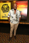 "Michael James Scott attends the Broadway screening of the Motion Picture Release of ""The Lion King"" at AMC Empire 25 on July 15, 2019 in New York City."