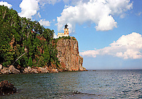 Split Rock Lighthouse lighthouses in the Upper Peninsula of Michigan