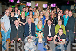 18TH BIRTHDAY: Angela O'Mahony, Hawley Park, Tralee (seated centre) enjoying a great time celebrating her 18th birthday with a large group of family at the Glen bar on Saturday.