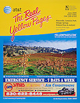 Published photography by Larry Angier..AT&T telephone directory cover