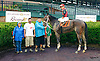 Crisis Averted winning at Delaware Park on 9/19/16