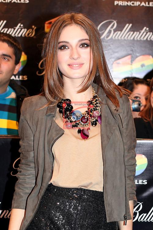 Gala Entrega de Premios Los 40 Principales 2010.