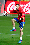Spain's Ander Herrera during training session. March 23,2017.(ALTERPHOTOS/Acero)