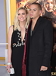 Ashlee Simpson Ross and Evan Ross at The  Los Angeles Premiere of The Hunger Games: Mockingjay - Part 1 held at  Nokia Theatre L.A. Live in Los Angeles, California on November 17,2014                                                                               © 2014 Hollywood Press Agency