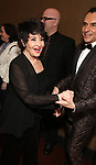 Chita Rivera and Joe Lanteri attends the Chita Rivera Awards at NYU Skirball Center on May 19, 2019 in New York City.