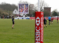 Photo: Richard Lane/Richard Lane Photography. Rosslyn Park HSBC National School Sevens. 28/03/2011. General views.