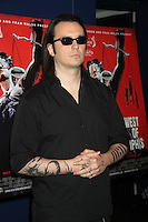 NEW YORK, NY - DECEMBER 07: Damien Echols at the 'West Of Memphis' premiere at Florence Gould Hall on December 7, 2012 in New York City. Credit: RW/MediaPunch Inc. /NortePhoto /NortePhoto©
