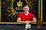 Champion Justin Bonomo