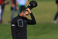 Francesco Laporta (ITA) on the 5th fairway during Round 3 of the Challenge Tour Grand Final 2019 at Club de Golf Alcanada, Port d'Alcúdia, Mallorca, Spain on Saturday 9th November 2019.<br /> Picture:  Thos Caffrey / Golffile<br /> <br /> All photo usage must carry mandatory copyright credit (© Golffile | Thos Caffrey)