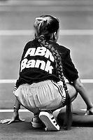 1986, ABN wtt , Rotterdam, ballenmeisje