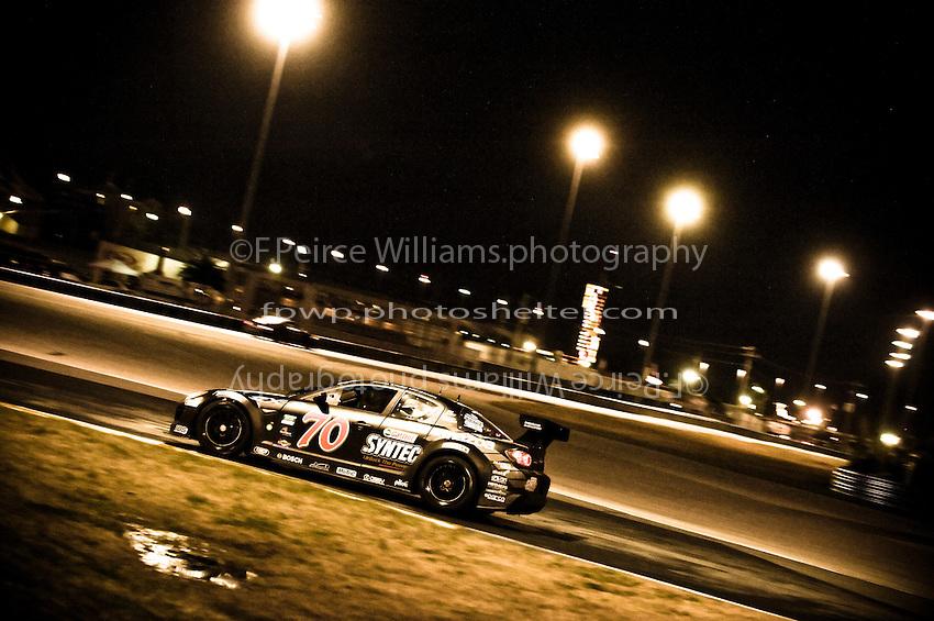 28-31 January, 2010, Daytona Beach, Florida  USA..#70 SpeedSource Mazda RX-8 of Sylvain Tremblay, Nick Ham, JohnathanBomarito & David Haskell..©F. Peirce Williams 2010 USA
