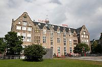 Nederland  Amsterdam - 2017.  Het Lloyd Hotel.  Foto Berlinda van Dam / Hollandse Hoogte