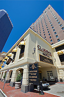 A- Claridge Hotel Exterior, Atlantic City NJ 6 14