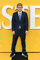 "Ed Sheeran<br /> arriving for the ""Yesterday"" UK premiere at the Odeon Luxe, Leicester Square, London<br /> <br /> ©Ash Knotek  D3510  18/06/2019"