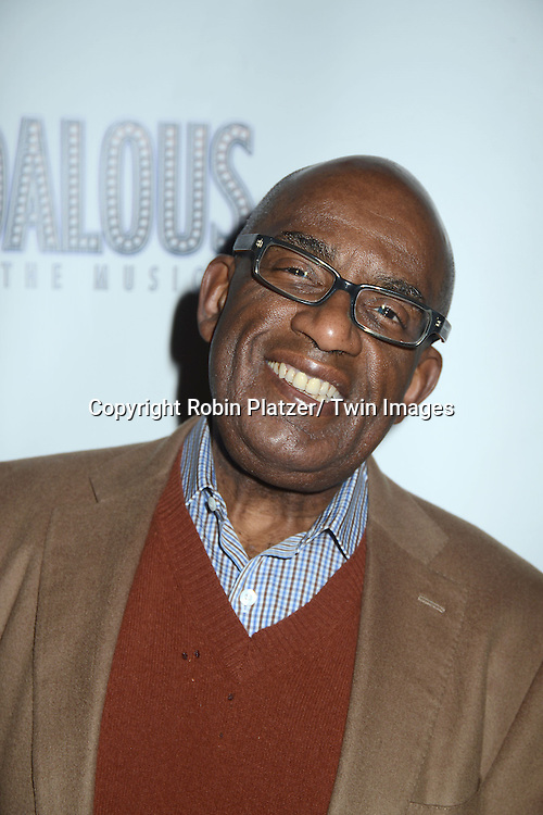 """Al Roker attends the """"Scandalous"""" Broadway Opening on November 15, 2012 at The Neil Simon Theatre in New York City. Kathie Lee Gifford wrote the book and the lyrics."""