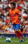 Valencia's David Silva.Pic SPORTIMAGE/Simon Bellis
