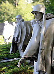 Korean war memorial Washington DC, Fine Art Photography by Ron Bennett, Fine Art, Fine Art photo, Art Photography,