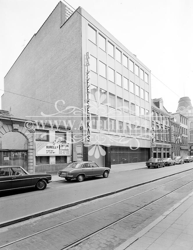 Juli 1975. Antwerpen.