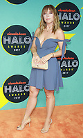 NEW YORK, NY - NOVEMBER 4: Ashley Nichole at the 2017 Nickelodeon Halo Awards at Pier 36 in New York City on November 4, 2017. Credit: RW/MediaPunch /NortePhoto.com