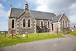 Roman Catholic church at Northbay,, Isle of Barra, Outer Hebrides, Scotland, UK