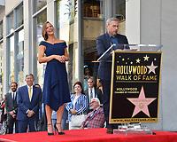 LOS ANGELES, CA. August 20, 2018: Jennifer Garner & Steve Carell at the Hollywood Walk of Fame Star Ceremony honoring actress Jennifer Garner.