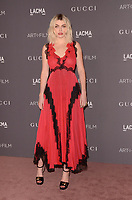 LOS ANGELES, CA - NOVEMBER 04: Lola Fruchtmann at the 2017 LACMA Art + Film Gala Honoring Mark Bradford And George Lucas at LACMA on November 4, 2017 in Los Angeles, California. <br /> CAP/MPI/DE<br /> &copy;DE/MPI/Capital Pictures