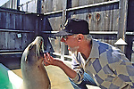 Ron Shusterman &  Sea Lion