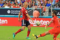Manchester City vs FC Bayern Munchen