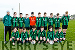 Fenit Samphires hosted LB Rovers in the U15 Cup game last Saturday morning in Fenit.