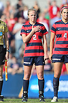 16 November 2013: Liberty's Maddie Boone. The University of North Carolina Tar Heels hosted the Liberty University Flames at Fetzer Field in Chapel Hill, NC in a 2013 NCAA Division I Women's Soccer Tournament First Round match. North Carolina won the game 4-0.