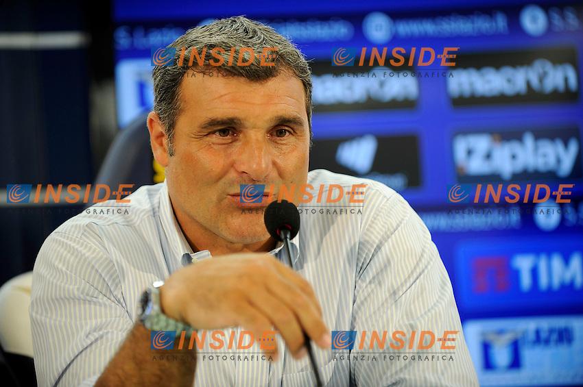 Angelo Peruzzi <br /> 28-07-2016 Roma<br /> Conferenza stampa di presentazione di Angelo Peruzzi<br /> Press conference of the new club manager <br /> @ Marco Rosi / Fotonotizia / Insidefoto
