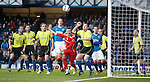 Stranraer pack the box as Jon Daly can't get a sniff