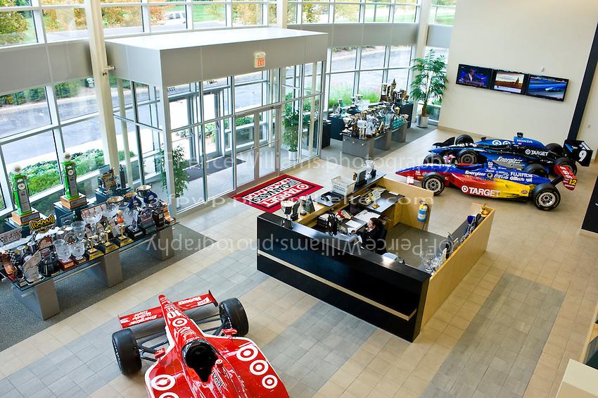 Target Chip Ganassi Racing lobby