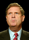 Washington, D.C. - February 3, 2007 -- Former Governor Tom Vilsack (Democrat of Iowa), a candidate for the Democratic Party's  2008 Presidential nomination, speaks at the 2007 Democratic National Committee Winter Meeting in Washington, D.C. on Saturday, February 3, 2007..Credit: Ron Sachs / CNP
